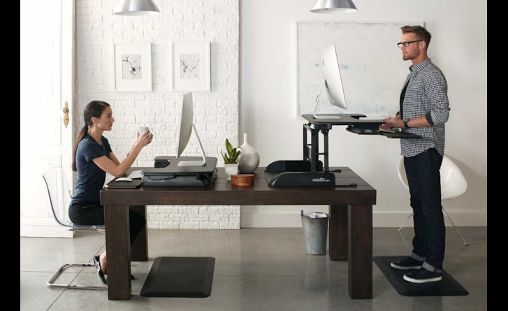 Increase your energy and productivity with VARIDESK.